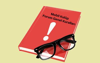 Mobil Kulüp Forum Genel Kuralları